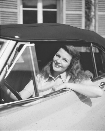 oldhollywoodfans:  Rita Hayworth  new to me..gawd, look at this sweet, wonderful woman.