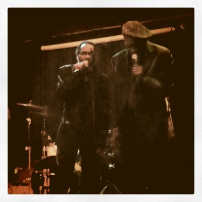 The Melodians, 7/2/2011 San Francisco (Taken with instagram)