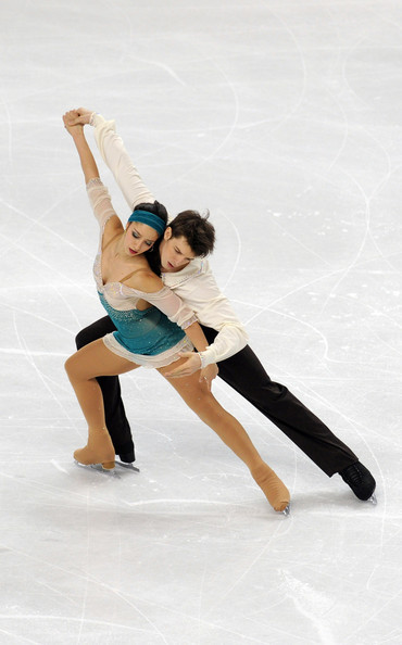 beautiful-shapes:  Stefania Berton - Ondrej Hotarek, 2010 WC