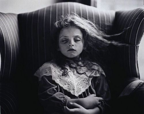 Black Eye, Sally Mann