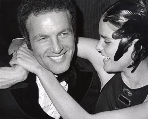theglamourage:  James Caan and Ali MacGraw at The Godfather premiere.