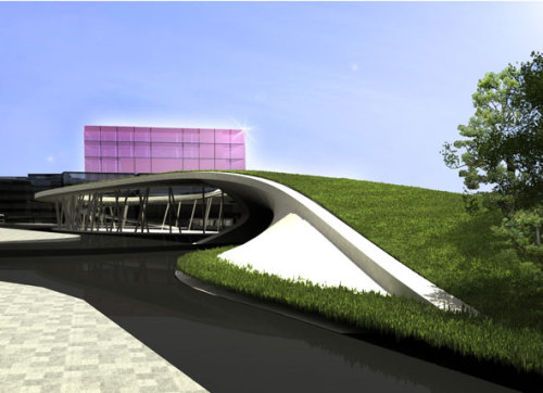 Click for more info & Images A creative transport Hub for Biella, Piedmonte.