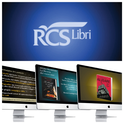 RCS Libri convention RCS libri convention management and graphic design review