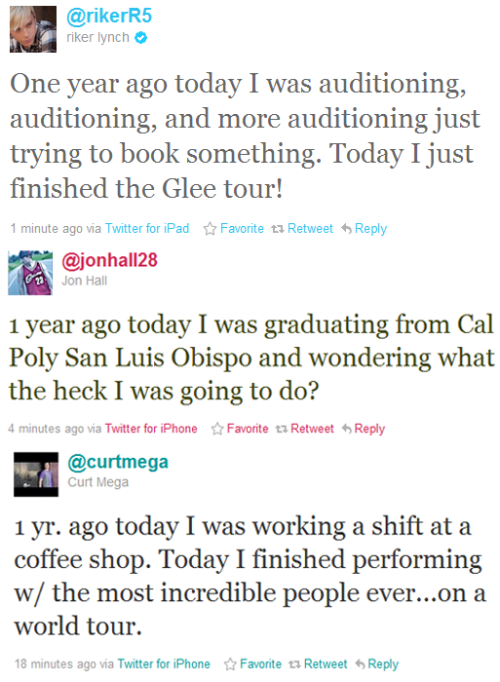 fuckyeahgleelove:  nothingmorebadass:  klorcruxes:  The Warblers…you've all come so far and you'll go so much further.    God, they are such inspirations. I love them all <333333333