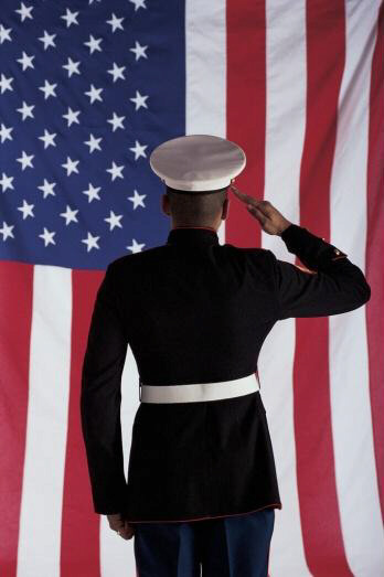 militaryheroes:  Happy 4th of July! Remember the sacrifices made by our service members, past and present, to ensure and defend our freedom. So proud to be an American.