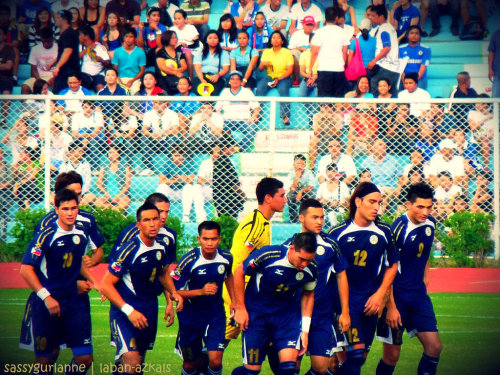the wolfpack azkals Rizal Stadium, 03 July 2011PHI vs SRI