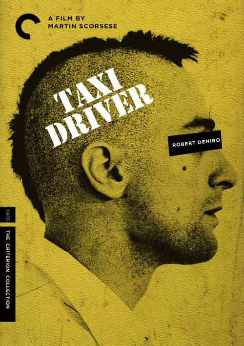 "Criterion Cover for Martin Scorsese's ""Taxi Driver"""