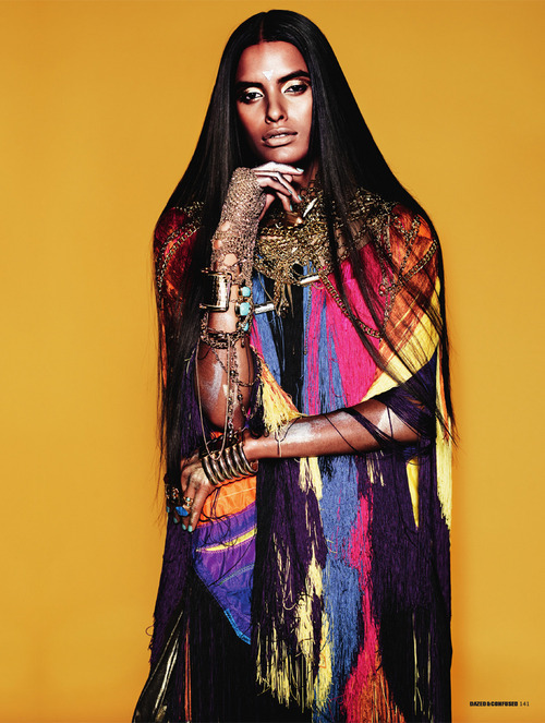 blackfashionmagazine:  blackfashion