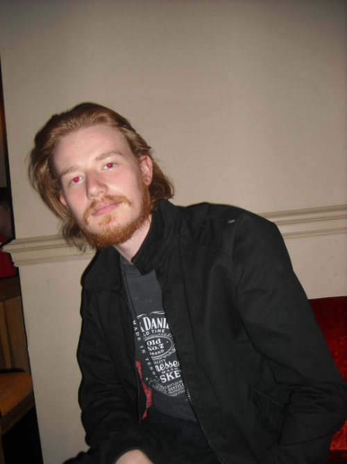 i used to be the ginger jesus
