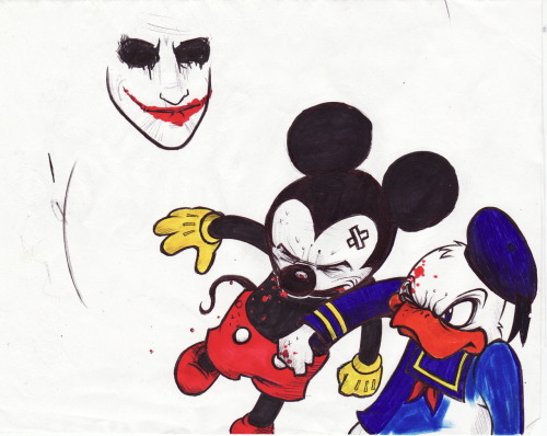 Bored@Work Series - Disney Fight Club