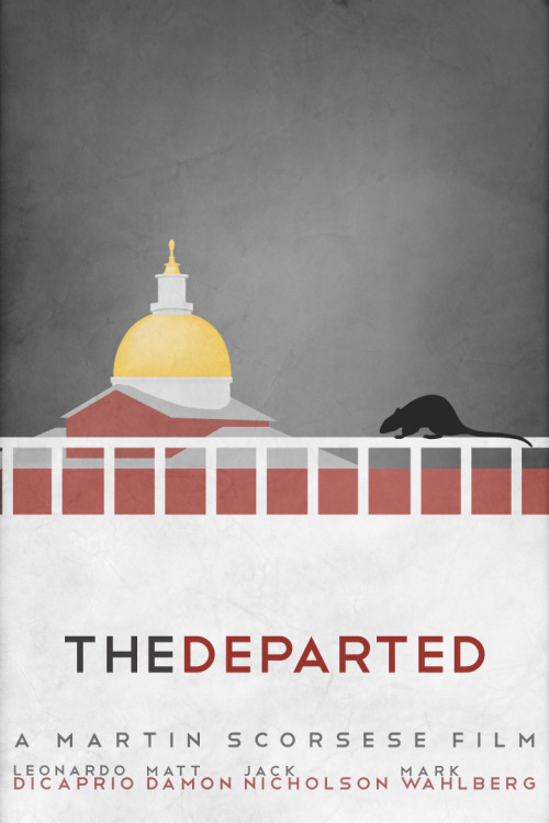 The Departed by Andy Cortez