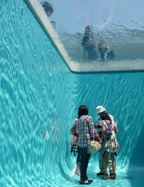magic swimming pool