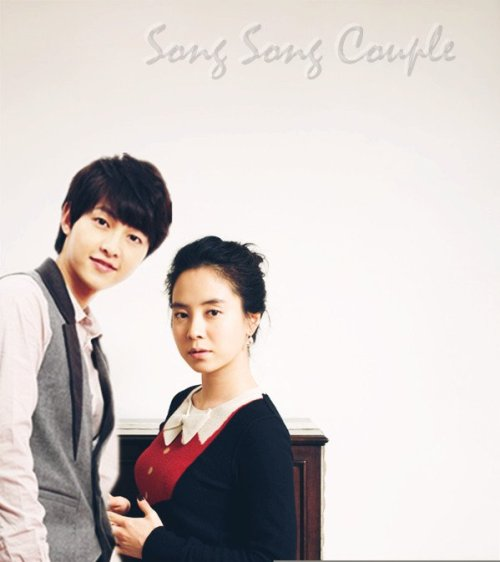 Put them on CF together please ,song song couple hwaiting !!
