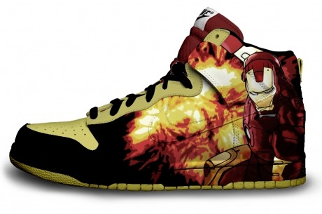 iron man dunks