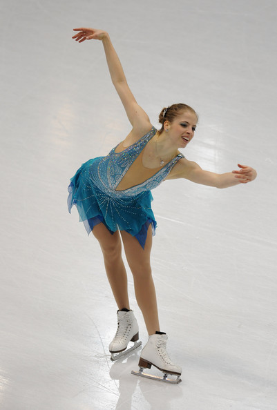 beautiful-shapes:  Carolina Kostner, 2010 WC - Long program