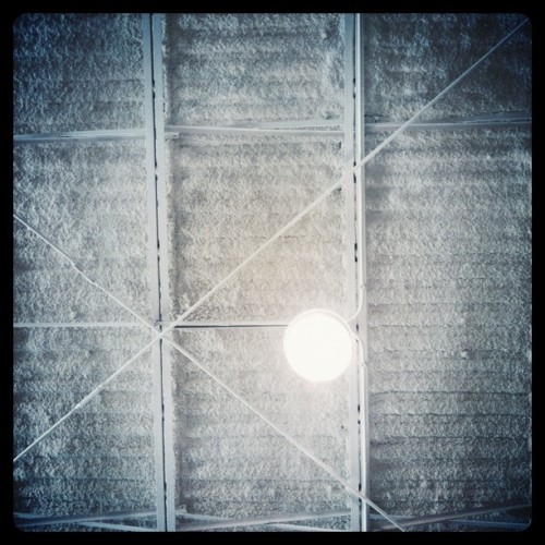 roof light #puertorico #iphoneography #light #roof #white (Taken with Instagram at Bella International)