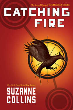 Book Three: Catching Fire - The Hunger Games Pt II (Heather's Pick)