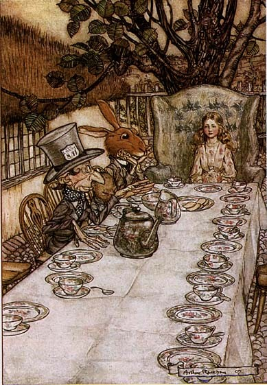 richerand:  Art by Arthur Rackham