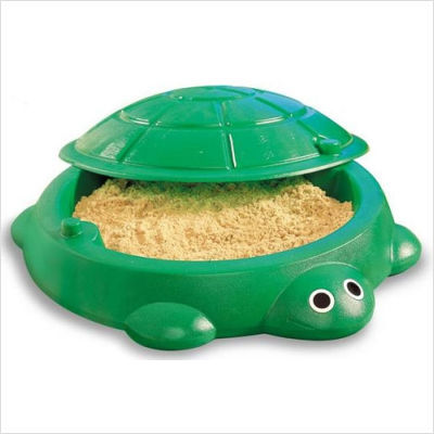 animal shaped sand boxes