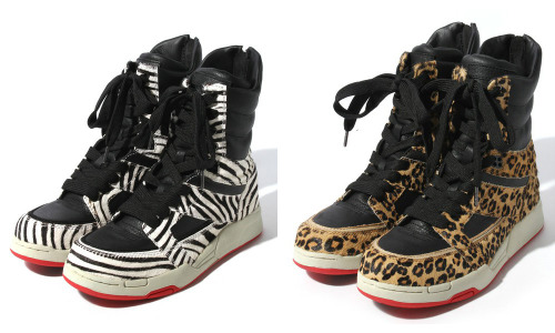 Diet Butcher Slim Skin — Printed Calf Hair Sneakers — ¥42,000 Discuss this post on the HARAJUJU.net community