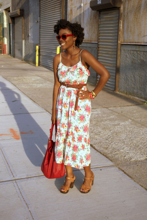 Another fab look from the DanceAfrica Bazaar via Addicted 2 Etsy.