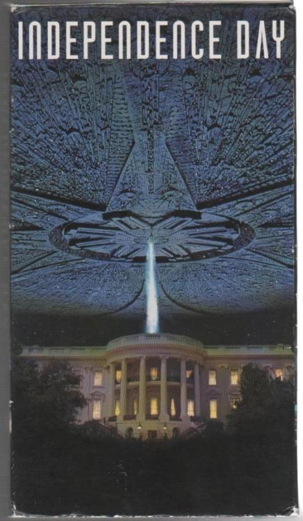 vhsdreamz:  Independence Day (1996)