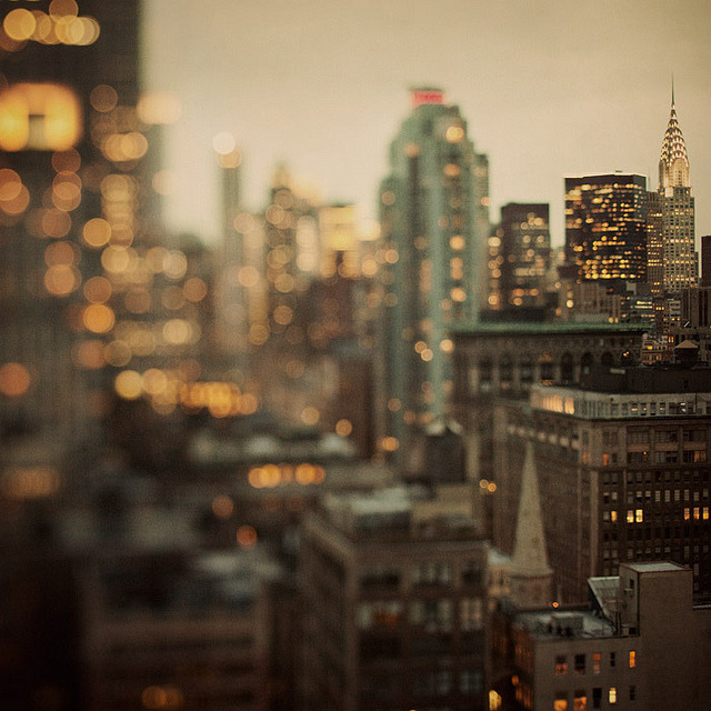 City of glass by IrenaS on Flickr.