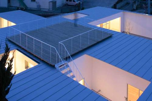 archicrave:  House of Seven Gardens by Ikimono Architects