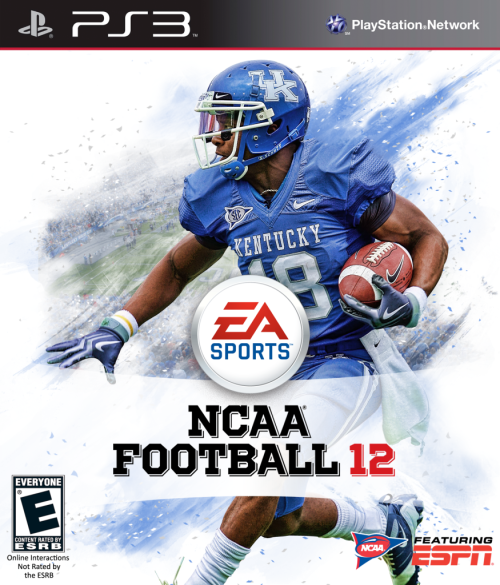 secfootball:  What if… Randall Cobb were on the cover of NCAA Football 2012
