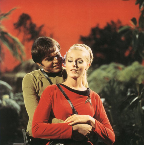 "Publicity still for ""The Apple,"" 1967"