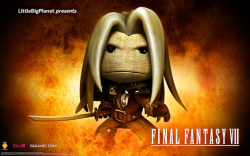 gamefreaksnz:  Final Fantasy VII comes to LittleBigPlanet 2