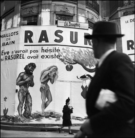 Paris, 1947 David Seymour