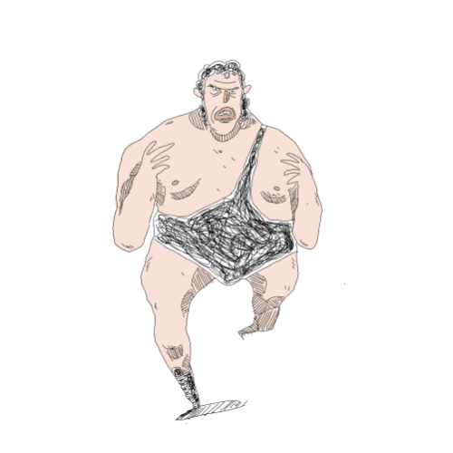 I Heart the 80's 5 of 30: Andre the Giant