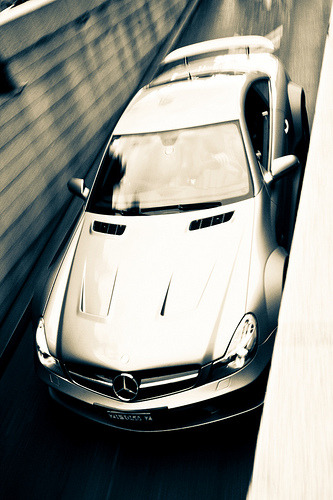 automotivated:  Mercedes Black Series - Gumball 3000 (by A.S. I Photography)