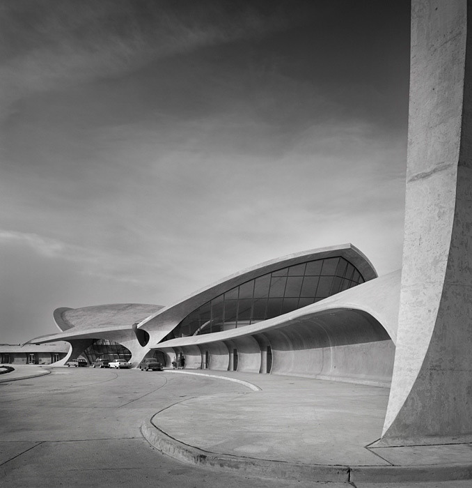 Architecture photography by Ezra Stoller