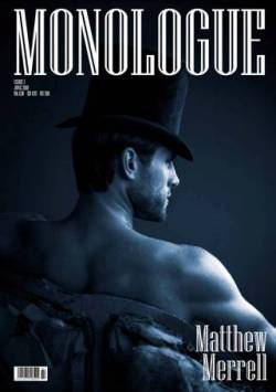 Here is the fifth of 6 amazing covers for the new Matthew Merrell's MONOLOGUE issue! This cover is shot by Richard Phibbs @ Art Department. Tomorrow we'll be posting the sixth and last one… Stay tuned!