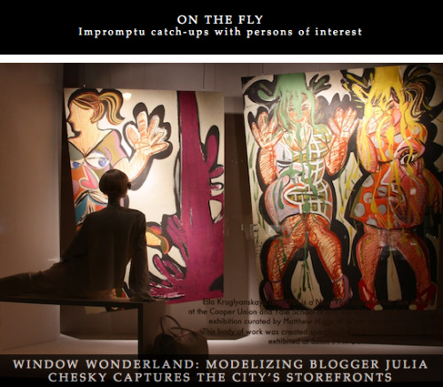 Barneys blog, brilliantly titled, The Window interviewed me about my window shooting process. I hope everyone takes a moment to check it out.  P.S. for the full windows, click here :)!