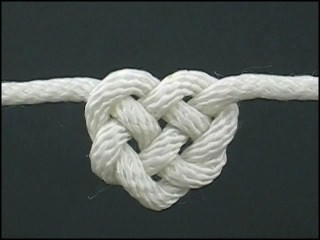 New goal: how to make knots like this