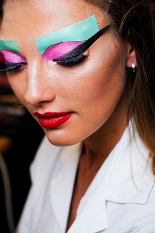 i am definitely thinking about giving this look a try… in my dreams