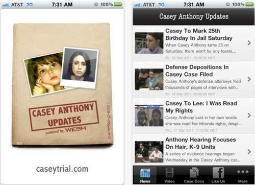 The Web-Happy, Mobile-Friendly Casey Anthony Murder Trial Industy