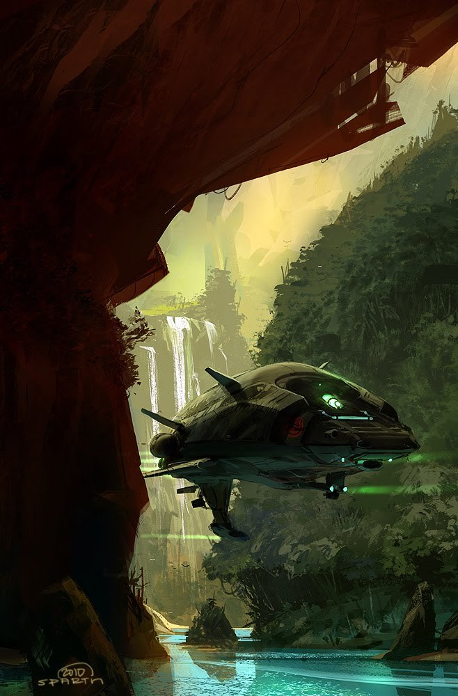 artissimo:  Structura: The Art of Sparth