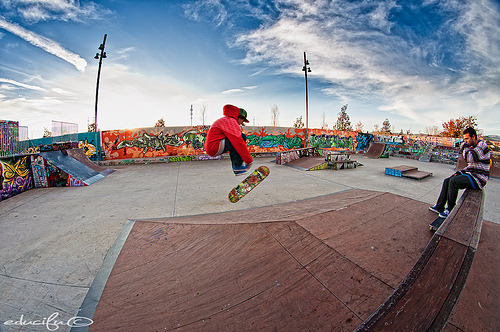 skate park reus (by educifu)