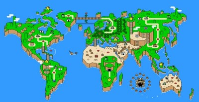 Super Mario World <3
