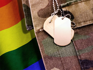 "Two Gay Soldiers Hide Identities After Attacked in Possible Hate Crime  The Advocate reports:  Two Fort Carson soldiers who were beaten by a group of men in a possible hate crime are withholding their identities from the military because they are gay, according to KRDO in Denver.The men had just left a club on Saturday night and were at a fast food restaurant with one of the go-go dancers, who is a friend of theirs, when a group of men began taunting them for being gay, the report said.One of the victims, a tanker in the military, described being repeatedly kicked in the head and ribs, and he said his right eye had swollen closed. Another victim's jaw had to be wired shut.""I don't need people higher up knowing,"" one of the soldiers told KRDO about why he's decided to keep his identity a secret. ""I still have to protect myself as far as on the military side.""The ""don't ask, don't tell"" policy is still in effect, with the Pentagon confirming that a total of four airmen have been discharged in the last several weeks. Although the policy's repeal is expected to be certified in July or August, its impact on this case is obvious and detrimental, according to a group representing gay soldiers.""We're concerned that these soldiers may not get the support they need because of the ongoing impact of 'don't ask, don't tell,'"" said ""JD Smith,"" OutServe's co-director, who also hides his identity because of the policy. ""Will they be investigated for reporting the crime? Or for seeking medical help? These soldiers will have to literally lie at work to hide what's occurred to them."""