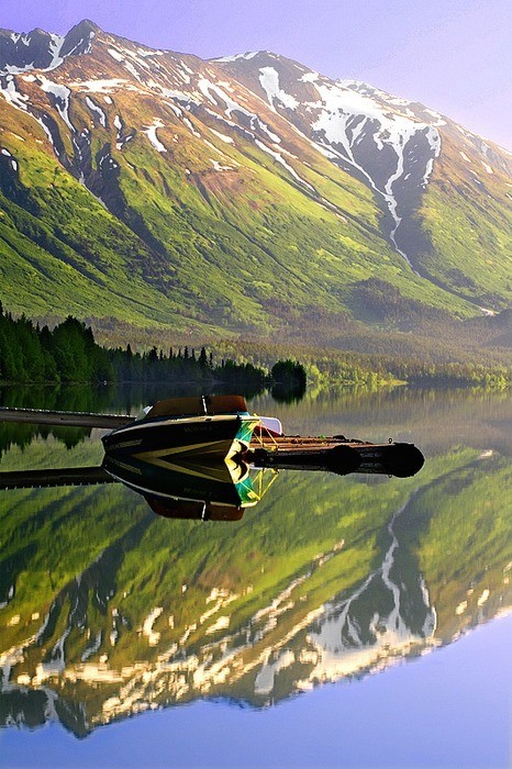 Chugach National Park, Alaska
