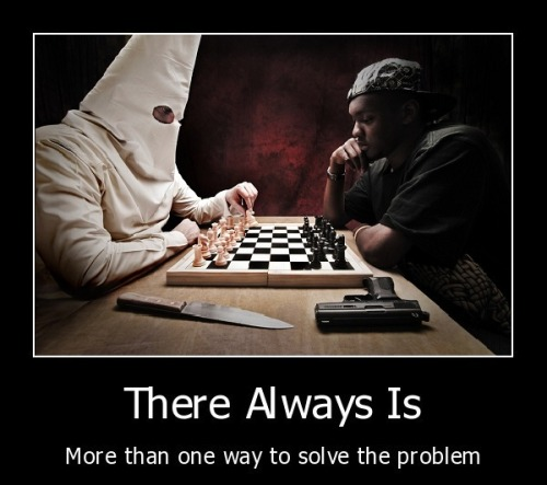 There is always a way…