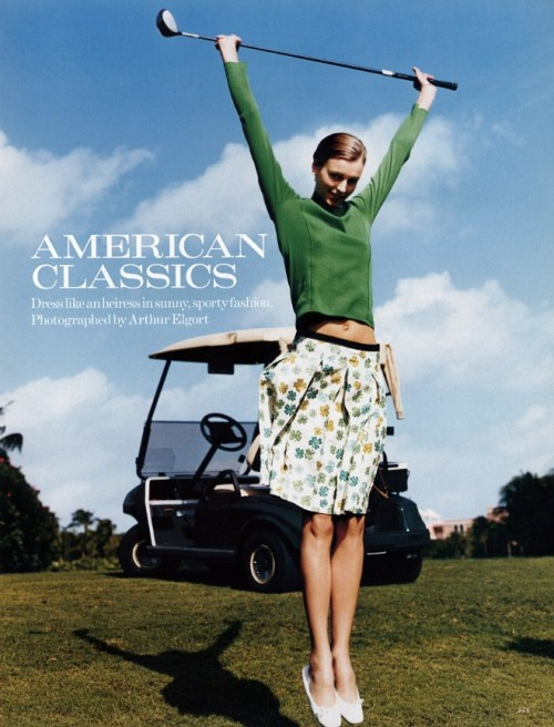 """American Classics"" Vogue UK, April 2004 photographer: Arthur Elgort Jacquetta Wheeler ana_lee: Артур Элгорт/ Arthur Elgort. Vol. 2. (image heavy)"