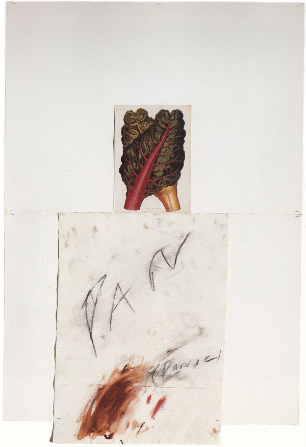"Cy Twombly, Pan 1975Each  line he made, he said, was ""the actual experience"" of making the line,  adding: ""It does not illustrate. It is the sensation of its own  realization."" viamore: Tate"