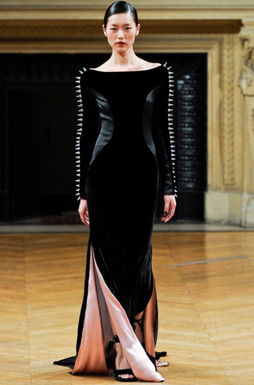 fakingfashion: Alexis Mabille Couture Fall 11