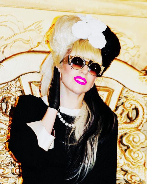 my beautiful gaga <3